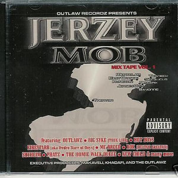 Музыка от Jerzey Mob в формате mp3