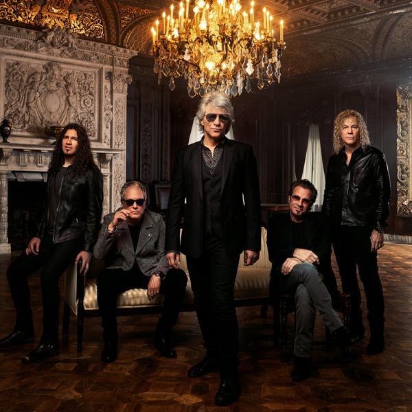 Музыка от Bon Jovi в формате mp3
