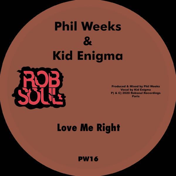 Альбом: Love Me Right