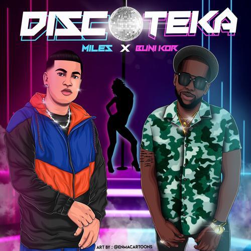 Miles, Buni Kor - Discoteka  (2020)
