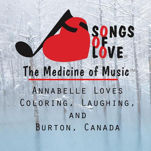 L.Ladd - Annabelle Loves Coloring, Laughing, and Burton, Canada  (2020)