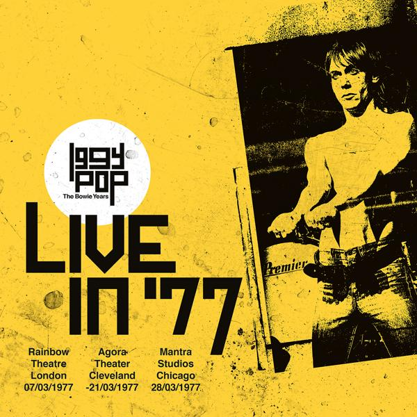 Альбом: The Bowie Years: Live In '77
