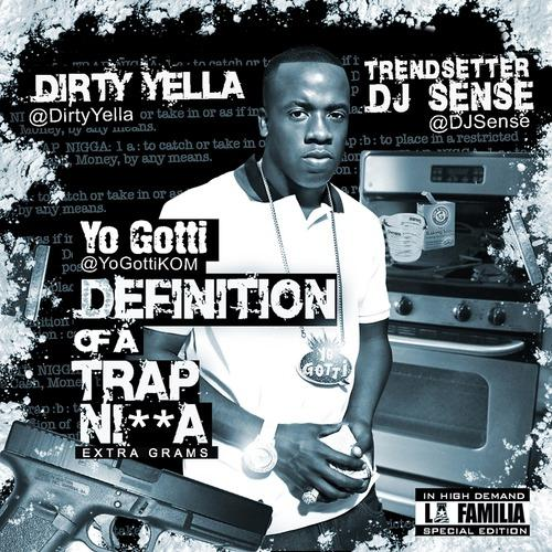 Yo Gotti & Dirty Yella, Gorilla Zoe - Nasty  (2011)