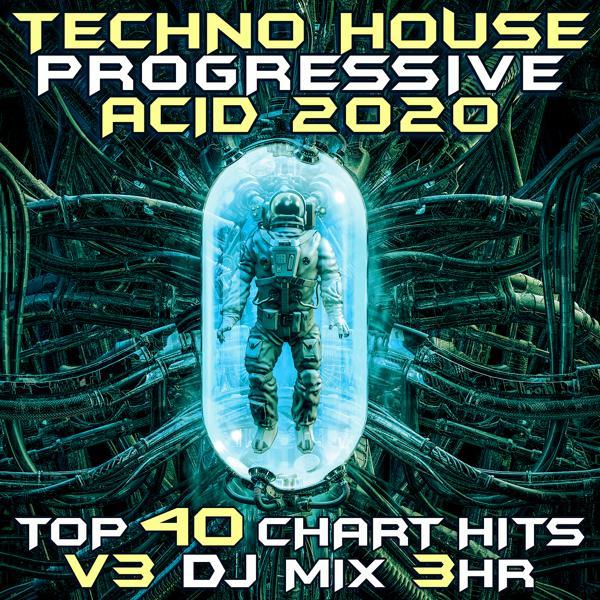 Альбом: Techno House Progressive Acid 2020 Top 40 Chart Hits, Vol. 3 (DJ Mix 3Hr)