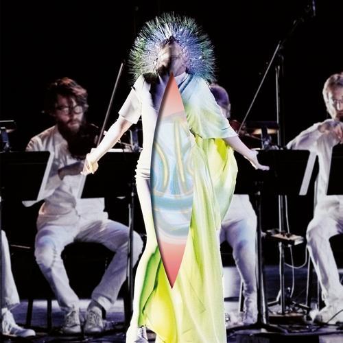 Björk - Quicksand (Live)  (2015)