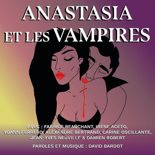 Альбом: Anastasia et les vampires