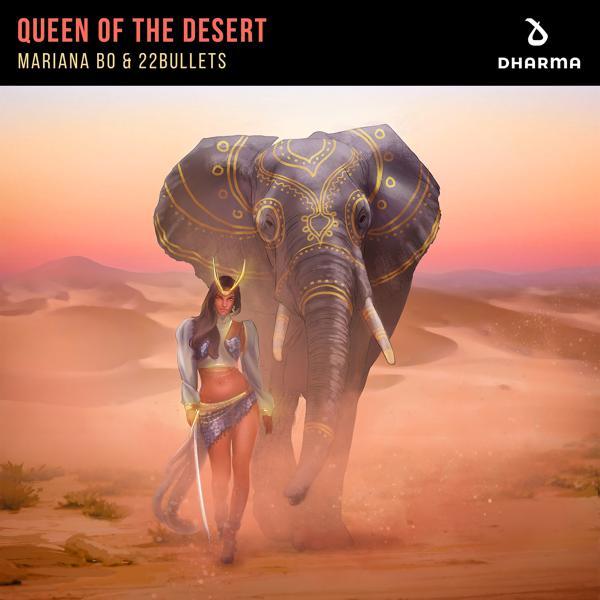 Альбом Queen Of The Desert