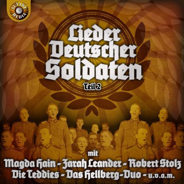 Альбом: Lieder deutscher Soldaten, Vol. 2