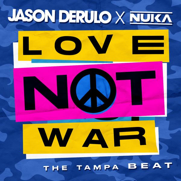Альбом: Love Not War (The Tampa Beat)