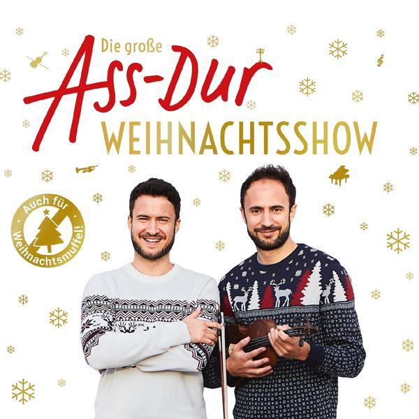Альбом: Die große Ass-Dur Weihnachtsshow