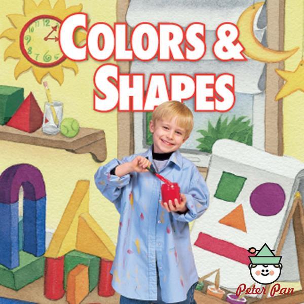 Альбом: Colors & Shapes