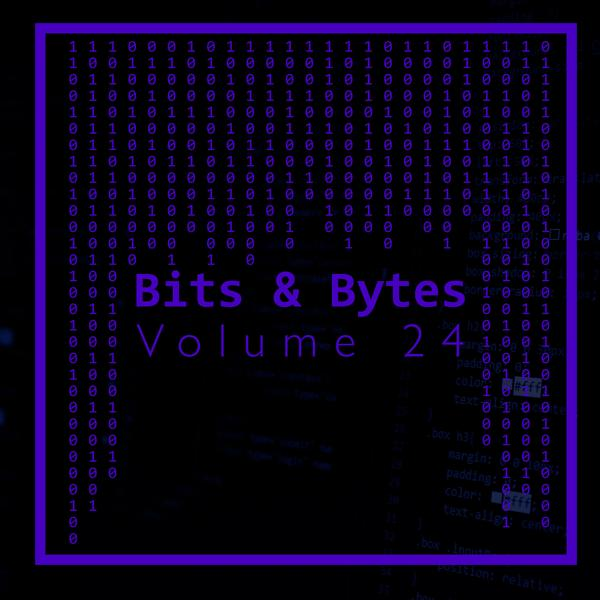 Альбом: Bits & Bytes, Vol. 24