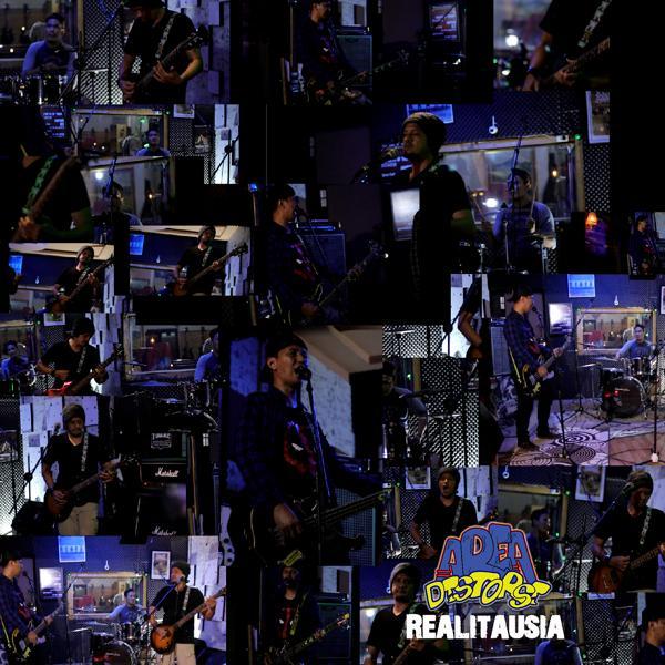 Альбом: Realitausia