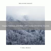 Christmas White Noise - Peace by a Christmas Tree with Cheerful Tunes and Winter Relaxing Sounds