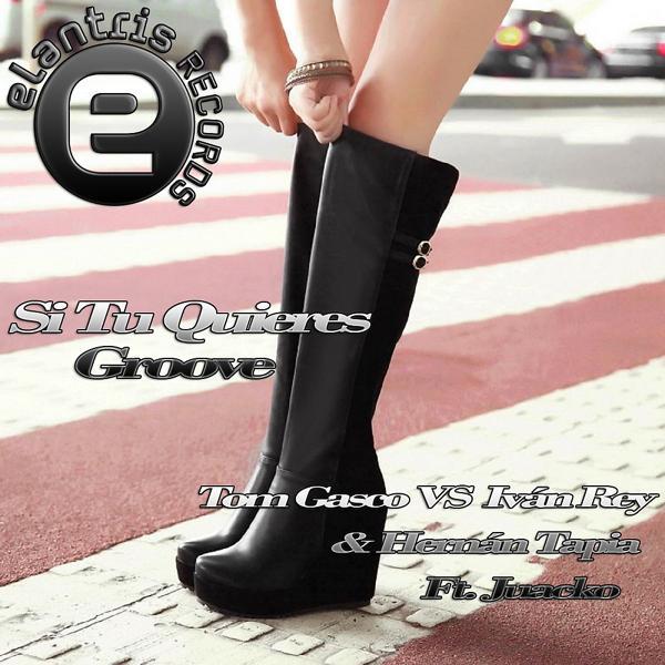 Альбом: Si Tu Quieres Groove (Remix)