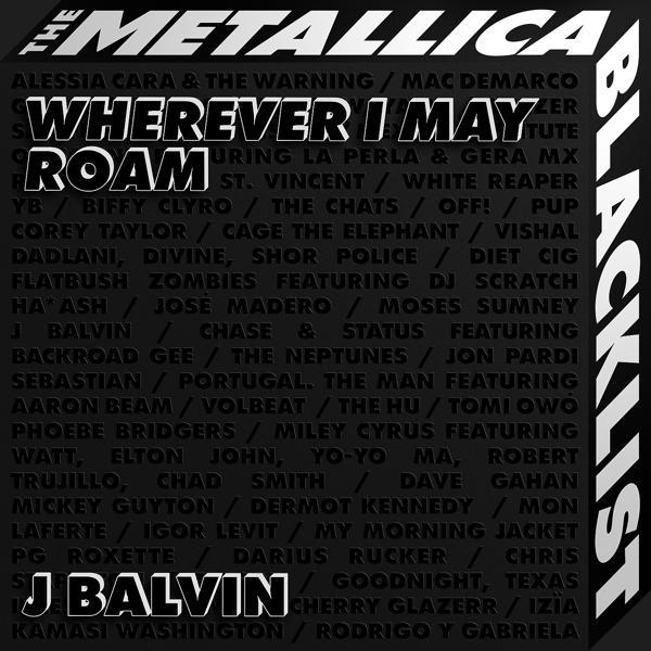 Альбом: Wherever I May Roam