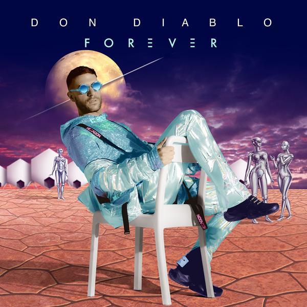 Альбом «FORΞVΞR» - слушать онлайн. Исполнитель «Don Diablo»