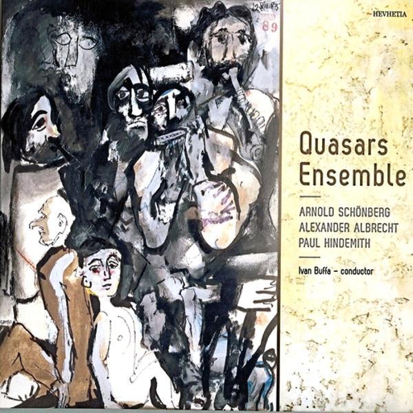 Альбом: Schoenberg, Albrecht & Hindemith: Quasars Ensemble