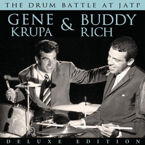 Gene Krupa & Buddy Rich - Buddy's Blues  (2010)