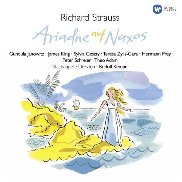 Альбом: R. Strauss: Ariadne auf Naxos