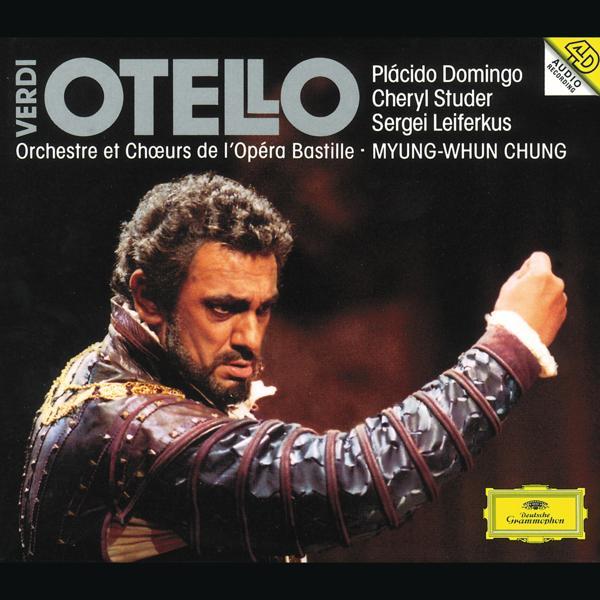 Альбом: Verdi: Otello