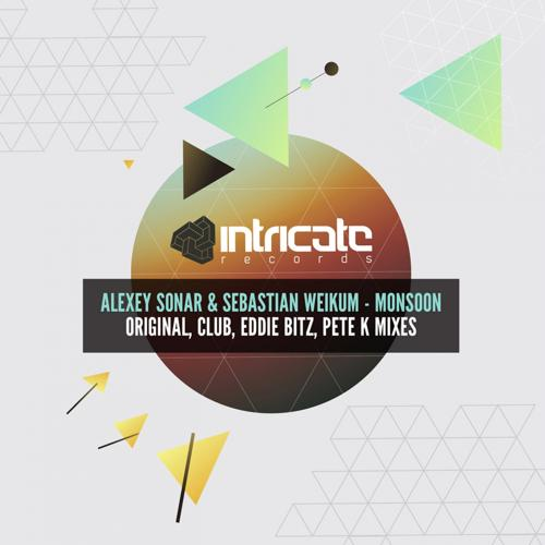 Alexey Sonar, Sebastian Weikum - Monsoon (Club Mix)  (2015)