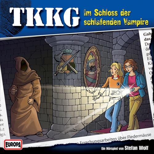 TKKG - 117 - Im Schloss der schlafenden Vampire (Teil 32)  (1999)