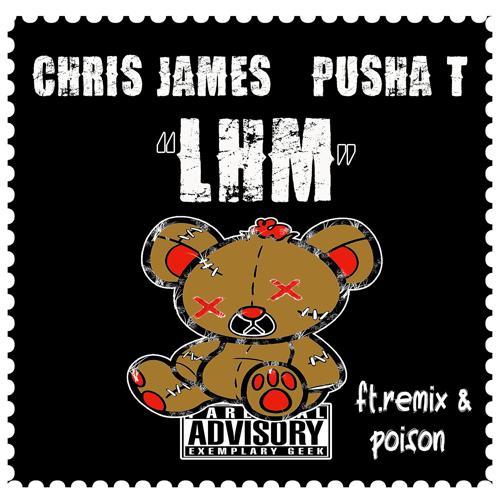 Chris James, Pusha T - Love Hates Me (Remix) (feat. Pusha T)  (2014)