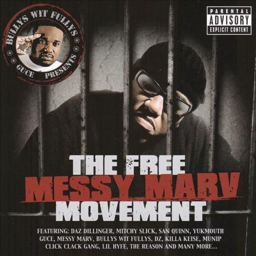 Messy Marv, Mitchy Slick, Daz Dillinger, Guce - So Hood (feat. Daz Dillinger & Mitchy Slick) (Remix)  (2007)