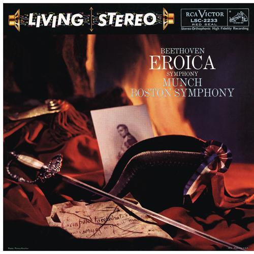 "Charles Munch, Boston Symphony Orchestra - Symphony No. 3 in E-Flat Major, Op. 55 ""Eroica"": III. Scherzo - Allegro vivace  (2016)"