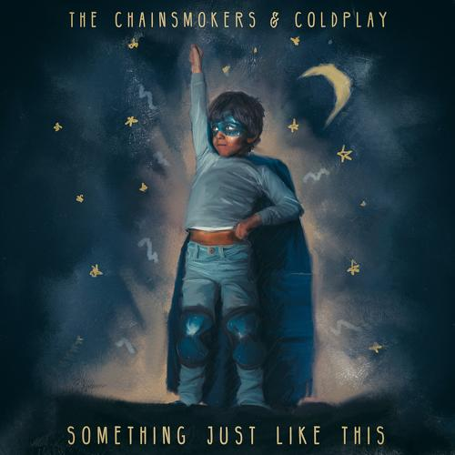 The Chainsmokers, Coldplay - Something Just Like This  (2017)