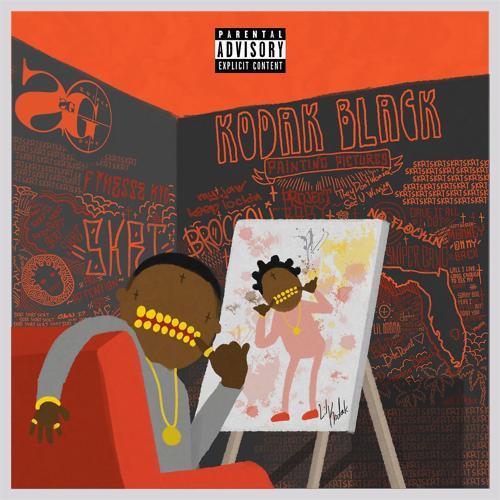 Kodak Black, Bun B - Candy Paint (feat. Bun B)  (2017)