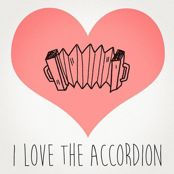 Альбом: I Love the Accordion