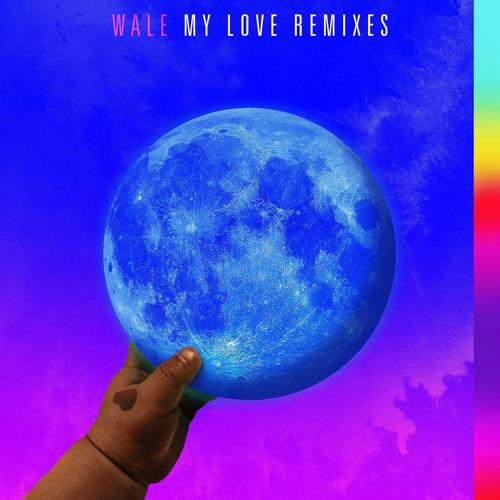 Wale, Major Lazer, WizKid, Dua Lipa - My Love (feat. Major Lazer, WizKid, Dua Lipa) [Joe Maz Remix]  (2017)