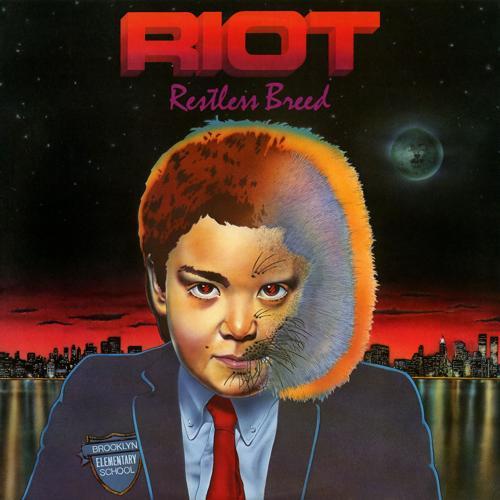 Riot - Restless Breed  (1982)