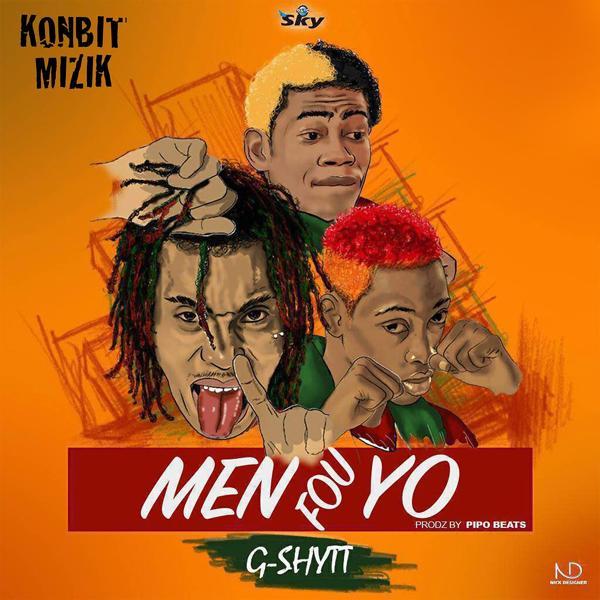 Альбом: Men Fou Yo