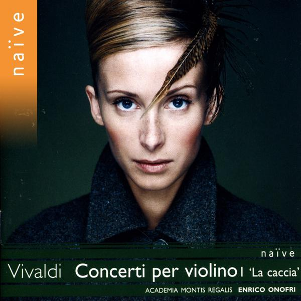 Альбом: Vivaldi: Concerti per violino I