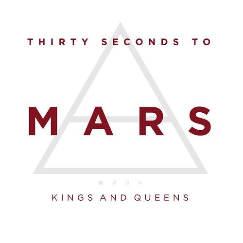 Thirty Seconds To Mars - Kings And Queens  (2009)
