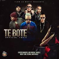 Nio Garcia - Te Boté (Remix)
