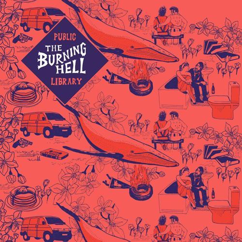 The Burning Hell - The Stranger  (2016)
