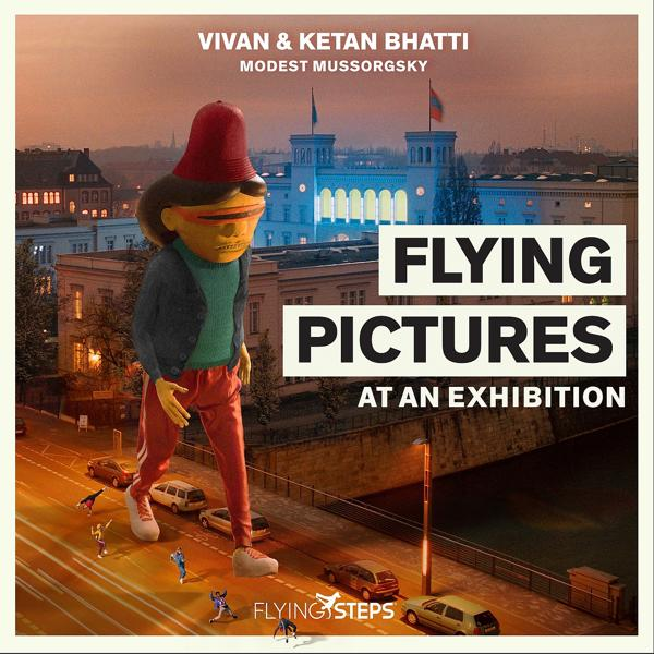 Альбом: Flying Pictures at an Exhibition