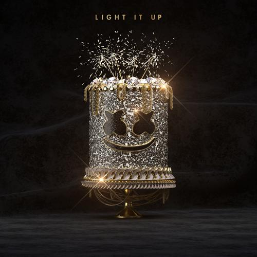 Marshmello, Tyga, Chris Brown - Light It Up  (2019)