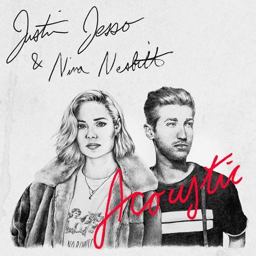 Justin Jesso, Nina Nesbitt - Let it Be Me (Acoustic)  (2019)