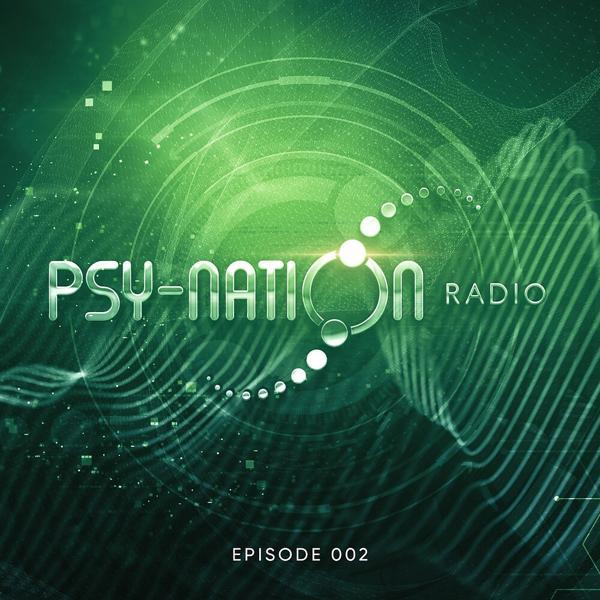 Альбом: Psy-Nation Radio 002 - by Liquid Soul & Ace Ventura